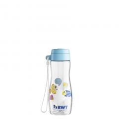 BWT Kids drinkfles 375ml (blauw)