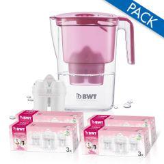 1 jaar Magnesium Mineralizer Pack + VIDA Pink Kiss gratis