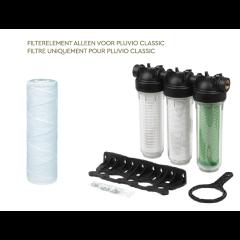 Vervangbaar filterelement 25µm voor Pluvio Classic