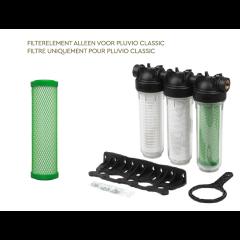Filterelement actieve kool 5µm voor Pluviofilter Classic-II